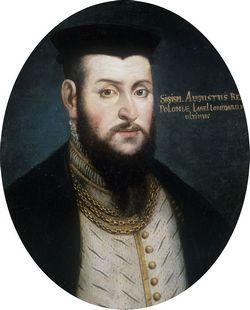 Король Сигизмунд II Август