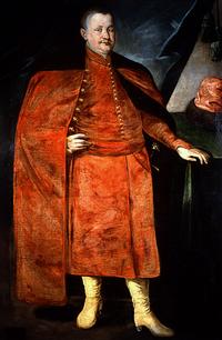 Князь К.К. Острожский (1526 — 1608)