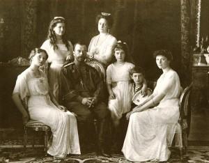 Царская Семья, общий портрет